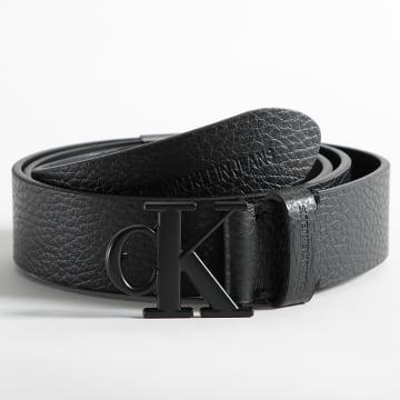 Calvin Klein - Ceinture Femme Mono Hardware 8783 Noir