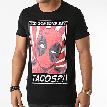 Deadpool - Tee Shirt Tacos Noir