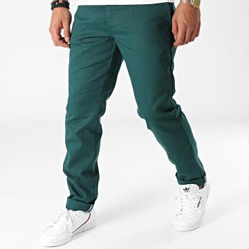 Dickies - Pantalon Chino WE872 Vert Sapin