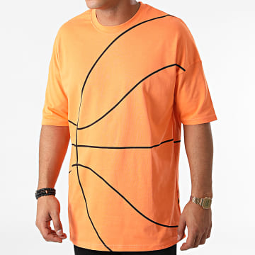 Ikao - Tee Shirt Oversize LL472 Orange