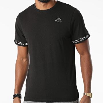 Kappa - Tee Shirt Logo Itop 321646W Noir