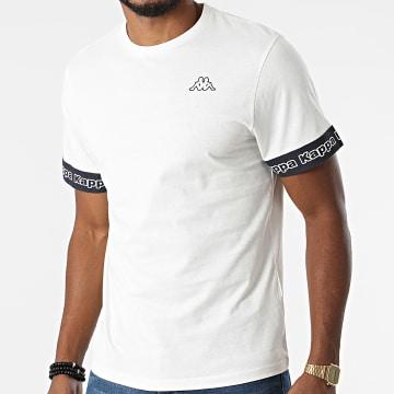Kappa - Tee Shirt Logo Itop 321646W Ecru