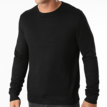 Only And Sons - Pull Wyler Life Noir