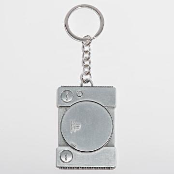 Playstation - Porte-clés PsOne Aluminium