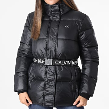 Calvin Klein - Doudoune Femme 6859 Noir