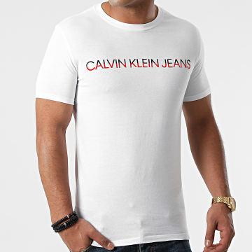 Calvin Klein - Tee Shirt 8203 Blanc