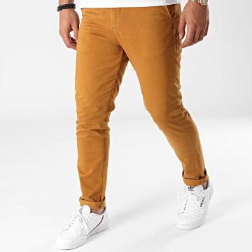 Jack And Jones - Pantalon Chino Marco Bowie Camel
