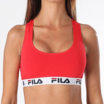 Fila - Brassière Femme FU6042 Rouge