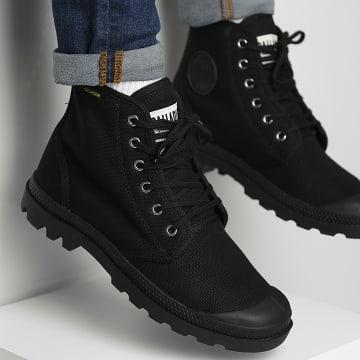 Palladium - Boots Pampa Hi Originale 75349 Black Black