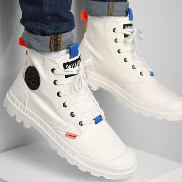 Palladium - Boots Mono Metro 77231 Star White