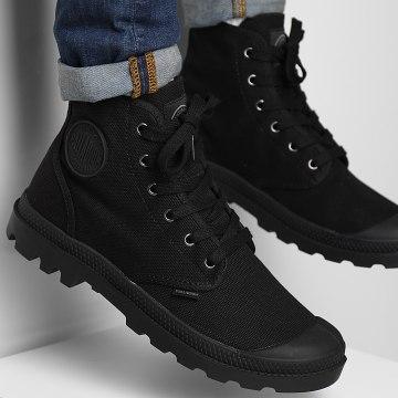 Palladium - Boots Pampa High 02352 Black