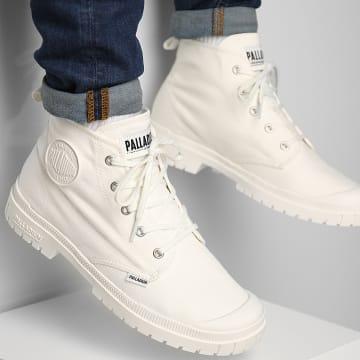 Palladium - Boots Pampa Sport 20 Hi Canvas 76838 Star White