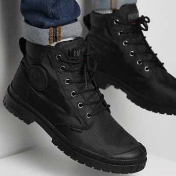 Palladium - Boots Pampa Slim Cuff Waterproof 76835 Black