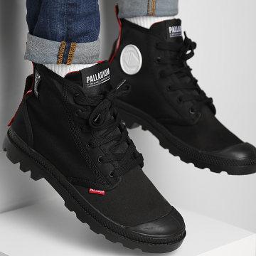 Palladium - Boots Pampa Dare 2 Survive 77215 Black Black