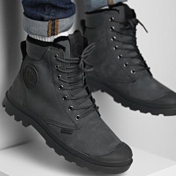 Palladium - Boots Pampa Sport Cuff Waterproof Plus 72992 Dark Shadow