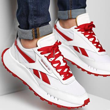 Reebok - Baskets Classic Leather Legacy GW9970 Footwear White Flash Red