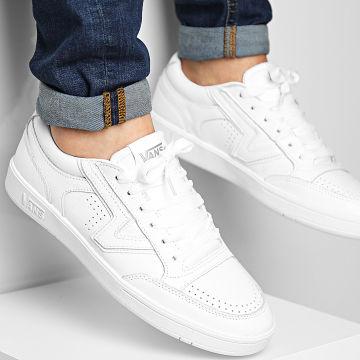 Vans - Baskets Lowland CC TZYOER Leather True White