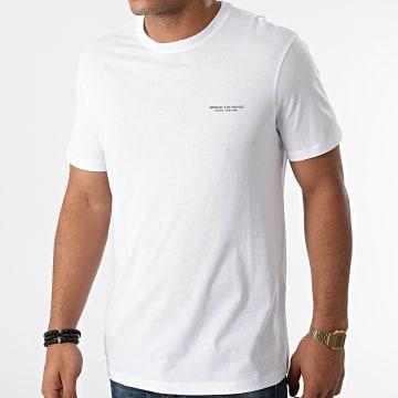 Armani Exchange - Tee Shirt Manches Longues 8NZTCH-Z8H4Z Blanc