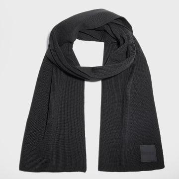BOSS - Echarpe Foxon 50438867 Noir