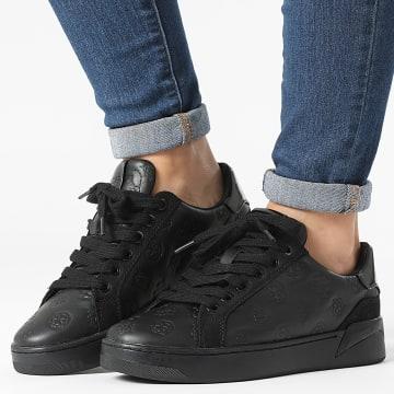 Guess - Baskets Femme FL7RHEFAL12 Black Black