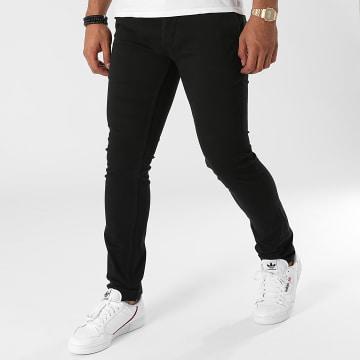 Redskins - Pantalon Chino Cody 2 Mahevan Noir
