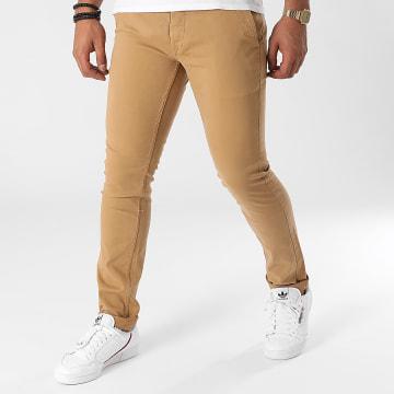 Redskins - Pantalon Chino Cody 2 Mahevan Camel