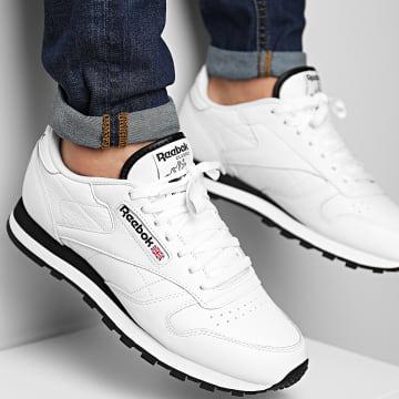 Reebok - Baskets Classic Leather GZ9939 Footwear White Core Black