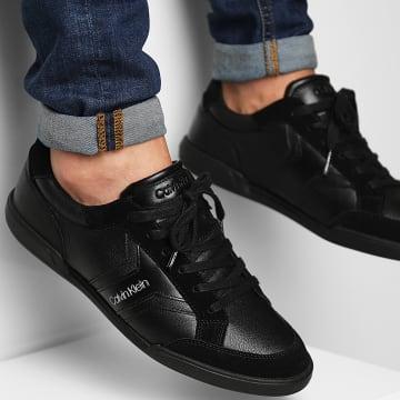 Calvin Klein - Baskets Low Top Lace Up 0289 Triple Black