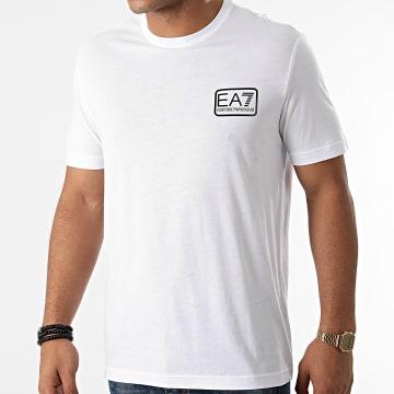 EA7 Emporio Armani - Tee Shirt 6KPT05-PJM9Z Blanc