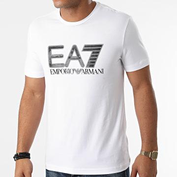 EA7 Emporio Armani - Tee Shirt 6KPT62-PJ03Z Blanc
