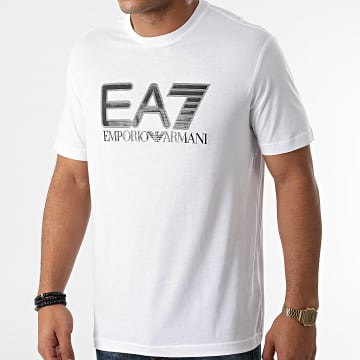 EA7 Emporio Armani - Tee Shirt 6KPT81-PJM9Z Blanc