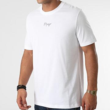 HUGO - Tee Shirt Durned 214 50456165 Ecru