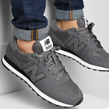 New Balance - Baskets Lifestyle 500 GM500CO1 Grey