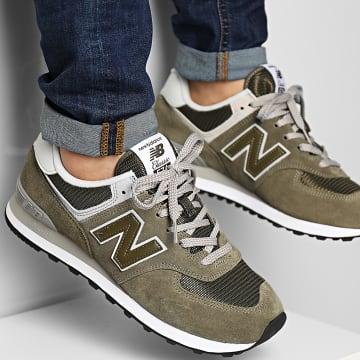 New Balance - Baskets Lifestyle 574 ML574EGO Olive