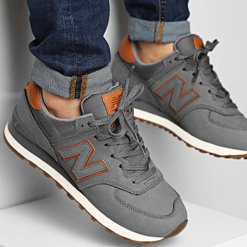 New Balance - Baskets Lifestyle 574 ML574NBA Grey
