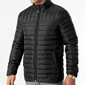 Only And Sons - Doudoune Paul Quilted Noir