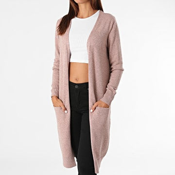 Only - Cardigan Femme Marco Rose Chiné