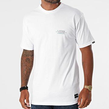 Vans - Tee Shirt Sequence A5KCF Blanc