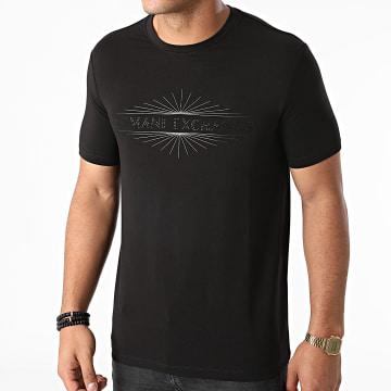 Armani Exchange - Tee Shirt A Strass 6KZTGG-ZJE6Z Noir