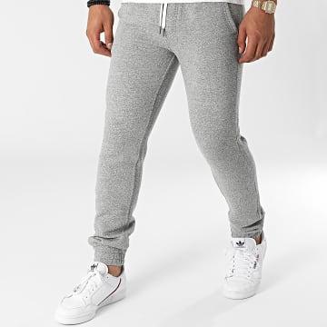 Blend - Pantalon Jogging 20712548 Gris Chiné