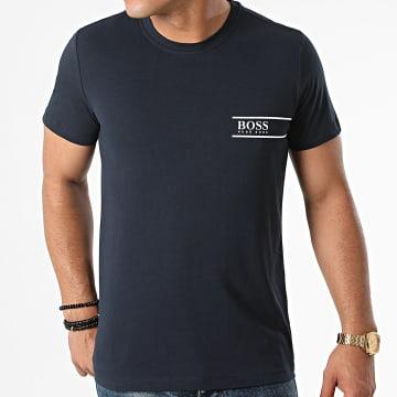BOSS - Tee Shirt 50426319 Bleu Marine