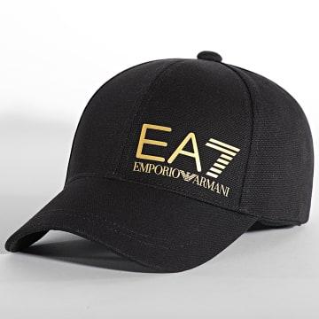 EA7 Emporio Armani - Casquette 275936-0P010 Noir