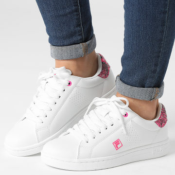 Fila - Baskets Femme Crosscourt 2 A Low 1011329 White Diva Pink