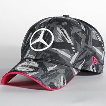 New Era - Casquette Mercedes-Benz Grand Prix 60143455 Gris Rose