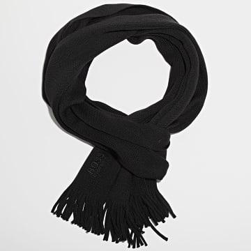 BOSS - Echarpe Albas 50455703 Noir