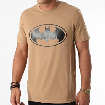 DC Comics - Tee Shirt Logo Camel Noir