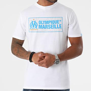OM - Tee Shirt OM M21002C Blanc