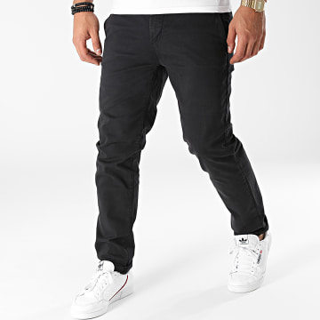Only And Sons - Pantalon Chino Pete Life Noir