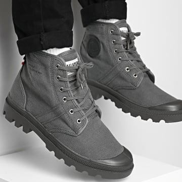 Palladium - Boots Pallabrousse Legion 77018 Dark Shadow