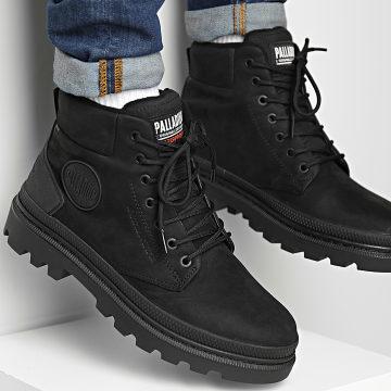Palladium - Boots Pallatrooper SC Waterproof Plus 77198 Black Black